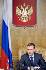 Буш призвал Россию не признавать независимость Южной Осетии и Абхазии. Слово за Дмитрием Медведевым