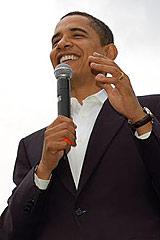 Мы такие разные, но все-таки мы вместе. Обама и Клинтон решили дружить против Маккейна