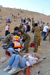 ЧП в Израиле: водитель и ранее нарушал ПДД