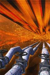 Газовый вопросРоссия-Украина решается, по обыкновению, в последний момент