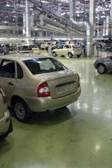 Поставщики остановили конвейер АВТОВАЗА. Смежники отвергают вексельную схему оплаты долгов.