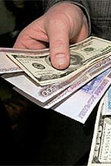 Рубль растет? Почему это не надолго