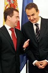 Россия и Испания нацелены на стратегический расчет