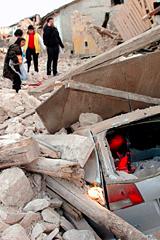 Количество погибших в Италии приближается к двум сотням. И это не окончательная цифра