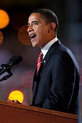 Обама увидел просвет в кризисе. Но сроков окончания рецессии в США не назвал